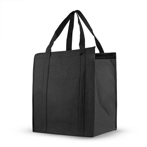 Promotional Insulated Reinforced Shopping Bag *Stocked in the USA*,[wholesale],[Simply+Green Solutions]
