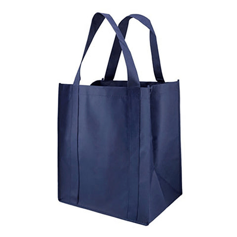 Blank Promotional Reinforced Shopping Bag *Stocked in the USA*,[wholesale],[Simply+Green Solutions]