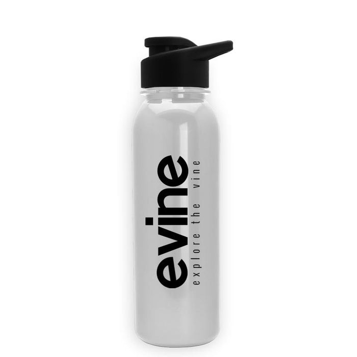 24 oz Metalike Bottle Drink w/ Thru Lid,[wholesale],[Simply+Green Solutions]