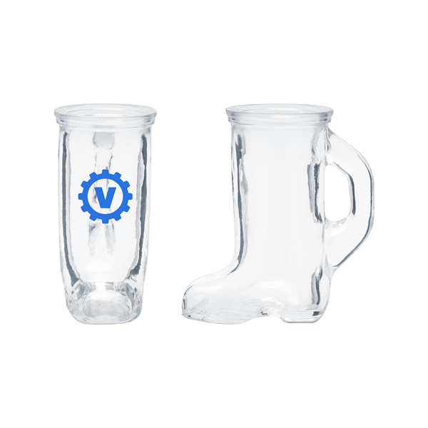 1.5 oz Boot Shot Glass,[wholesale],[Simply+Green Solutions]