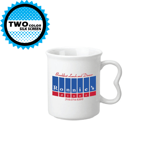 16 oz B-Handle Ceramic Mugs (Colors),[wholesale],[Simply+Green Solutions]
