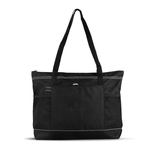 Blank Zippered Tote Bag,[wholesale],[Simply+Green Solutions]