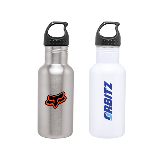 18 oz SGS Bolt Water Stainless Steel Bottle