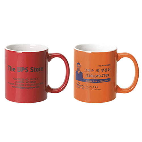 11 oz C handle mug,[wholesale],[Simply+Green Solutions]