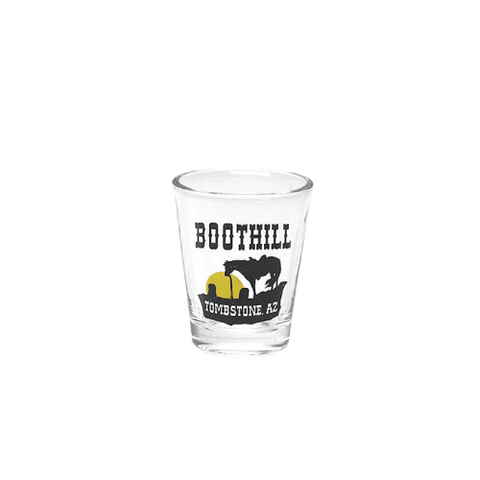1.5 oz Clear Shot Glass (Import)