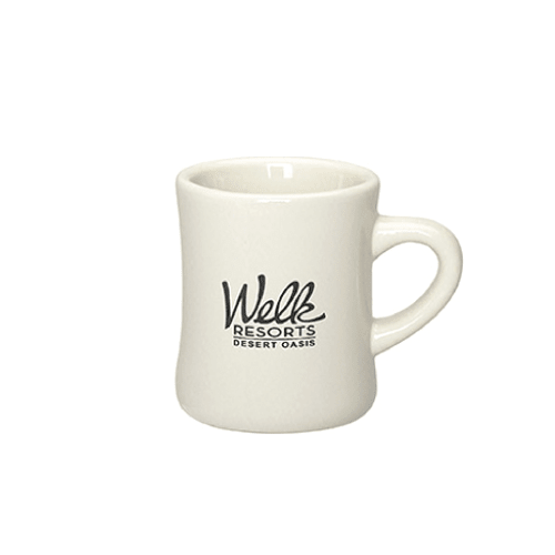 10 oz Diner Coffee Mug,[wholesale],[Simply+Green Solutions]
