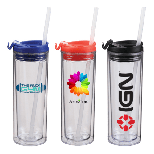 14 oz Double Wall Sip Top Tumbler,[wholesale],[Simply+Green Solutions]