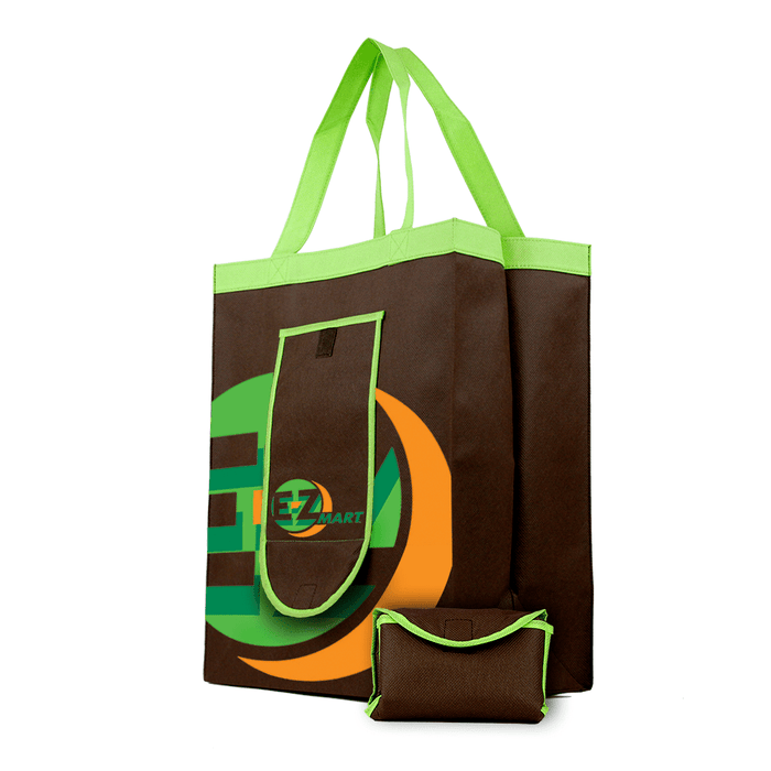 Foldable Pouch *Fully Customizable*,[wholesale],[Simply+Green Solutions]