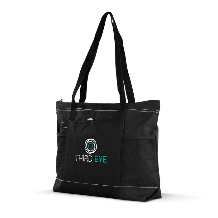 Zippered Tote Bag,[wholesale],[Simply+Green Solutions]
