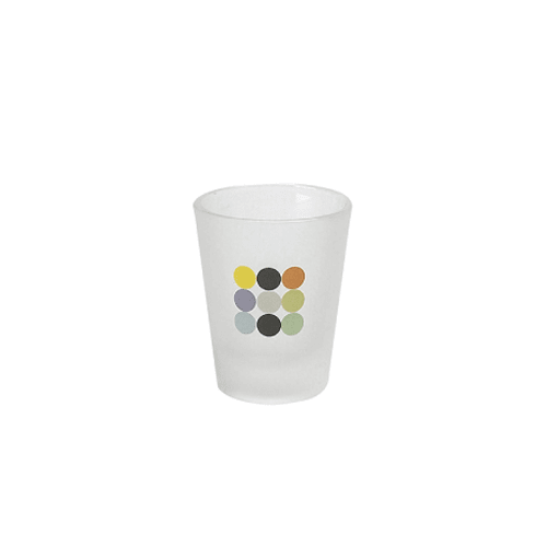 1.5 oz Frosted Shot Glass (Import),[wholesale],[Simply+Green Solutions]