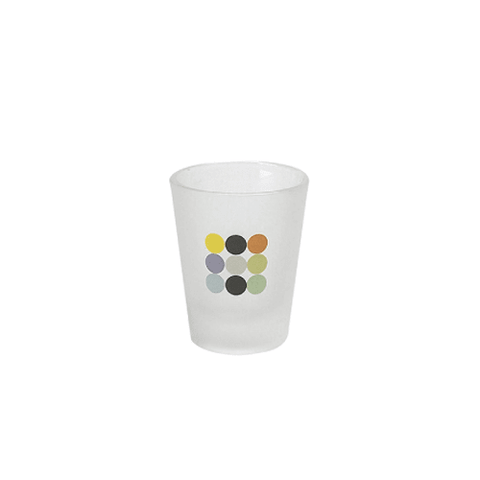 1.5 oz Frosted Shot Glass (Import)