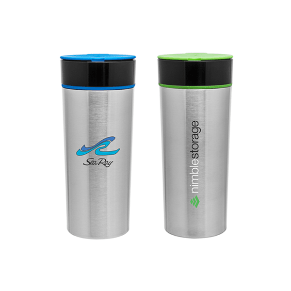 16 oz H2go Fuse /Silver Tumbler,[wholesale],[Simply+Green Solutions]