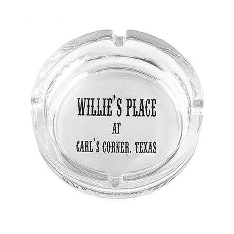 Glass Clear Ashtray *Stocked in the USA* (Pack of 72)