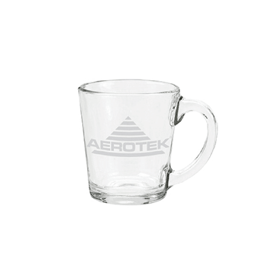 13 oz Glass Coffee Mug (Made in USA),[wholesale],[Simply+Green Solutions]