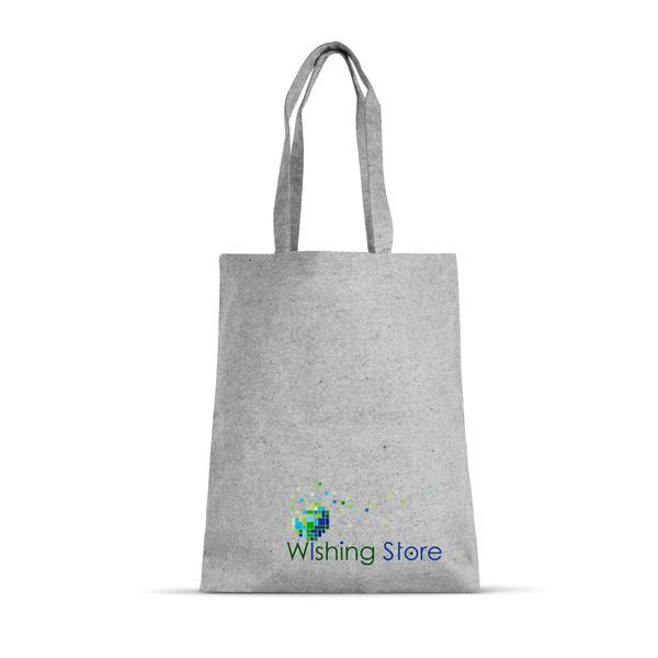 Tweed Cotton Tote,[wholesale],[Simply+Green Solutions]