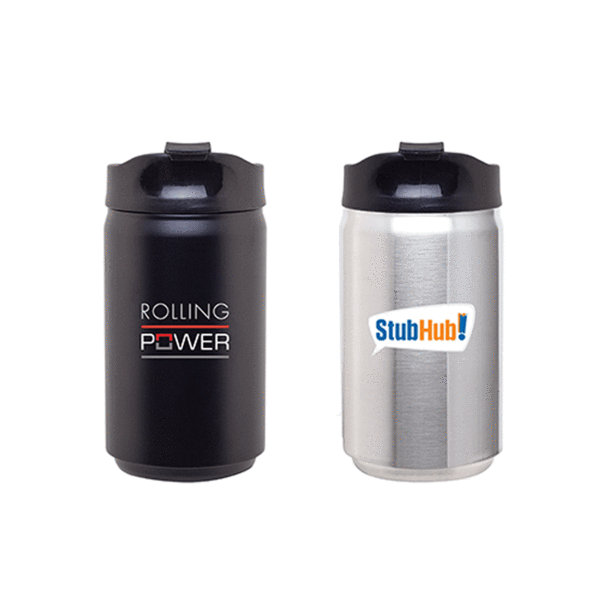 8 oz SGS Stainless Steel Can