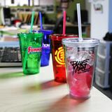 16oz Double Walled Acrylic Tumblers *Stocked in the USA*