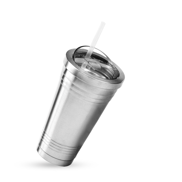 16 oz Stainless Tumbler H2 Duo,[wholesale],[Simply+Green Solutions]