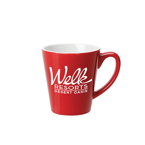 10 oz Latte Mug (Two Tone),[wholesale],[Simply+Green Solutions]