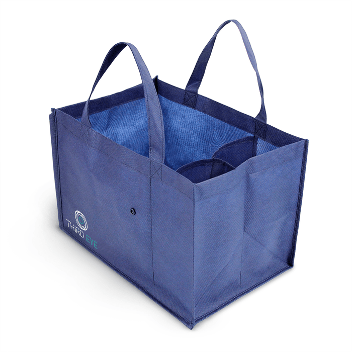 Foldable Lunch Tote *Fully Customizable*,[wholesale],[Simply+Green Solutions]