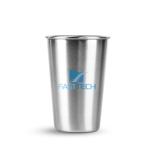 16 oz Stainless Steel Economy Pint *Stocked in the USA* [wholesale],[Simply+Green Solutions]