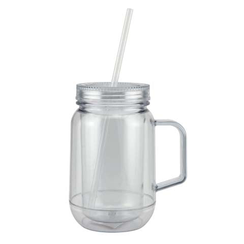 16 Oz. Double Wall Mason Jar