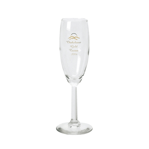 5-3/4 oz Napa Country Flute Wine Glass (Made in USA),[wholesale],[Simply+Green Solutions]