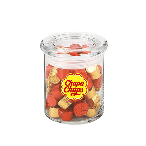 22 oz Old Fashioned Candy Jar (Made in USA, Pack of 24)