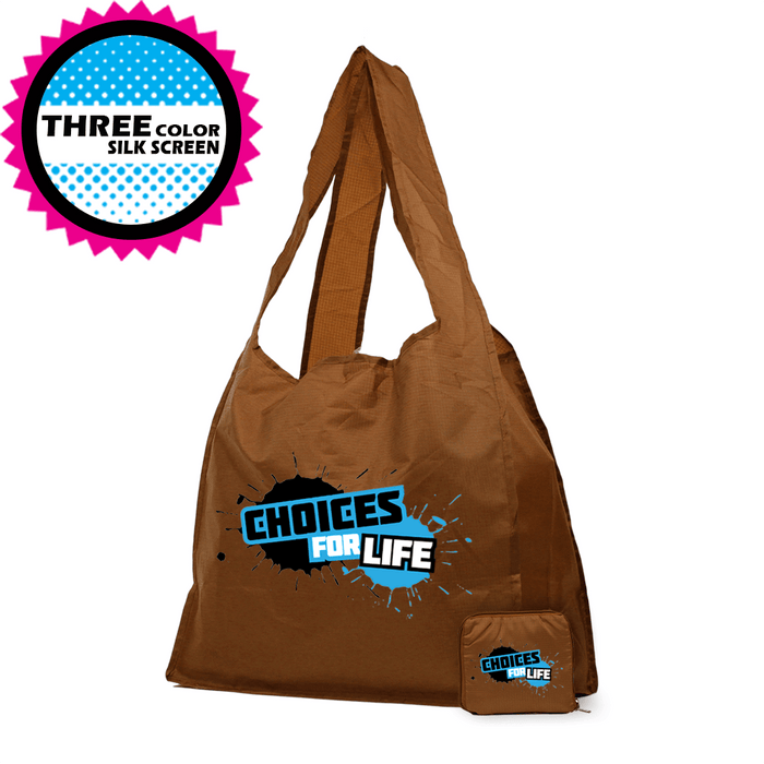 Polyester Z-Tote *Fully Customizable* Bag Ban Approved,[wholesale],[Simply+Green Solutions]