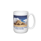 15 oz El Grande Photo Mug (White) (Pack of 36)