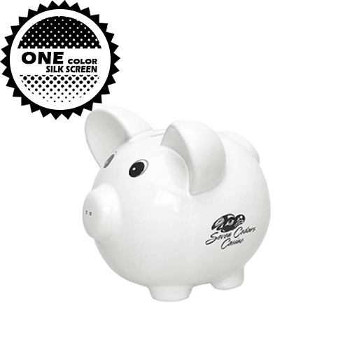 Ceramic Piggy Banks (Large) (Pack of 24),[wholesale],[Simply+Green Solutions]