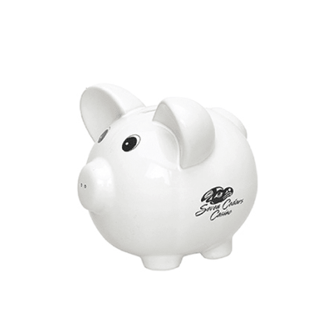 Ceramic Piggy Banks (Large) (Pack of 24)