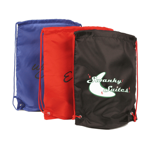 Polyester Drawstring Backpack *Fully Customizable* (Pack of 200)