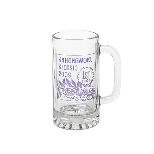 16 oz Premium Tankard Beer Mug (Made in USA)