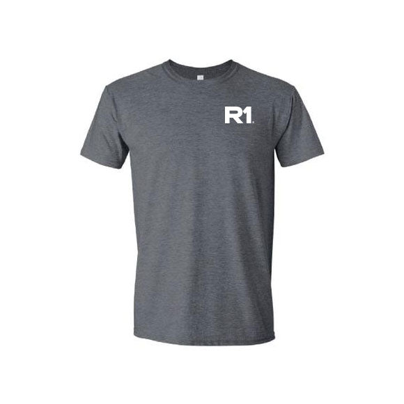 R1 Gildan Softstyle Charcoal T-Shirt
