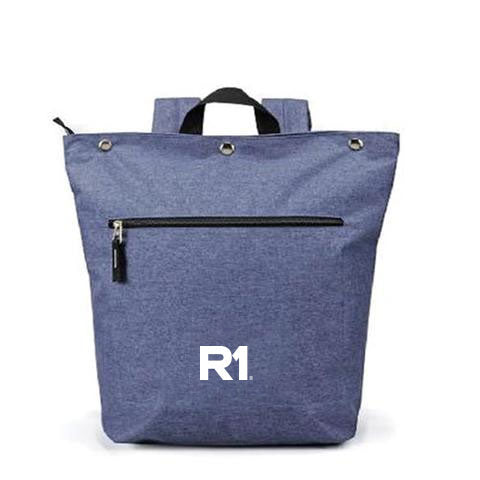 R1 Zippered Computer Backpack