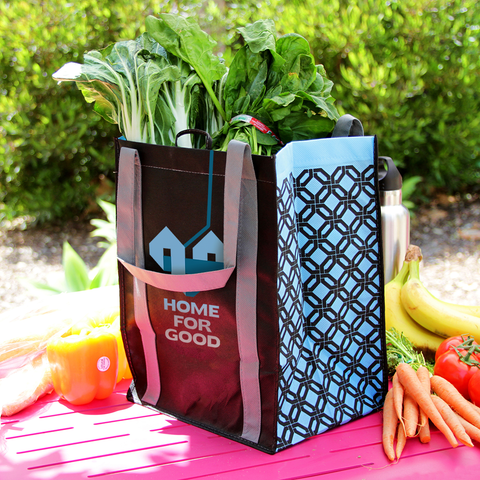 Reinforced Handle Tote *Fully Customizable*