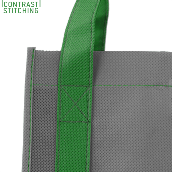 Reinforced Handle Tote *Fully Customizable* Bag Ban Approved,[wholesale],[Simply+Green Solutions]