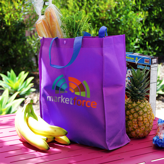 Reusable Grocery Tote *Fully Customizable* Bag Ban Approved,[wholesale],[Simply+Green Solutions]
