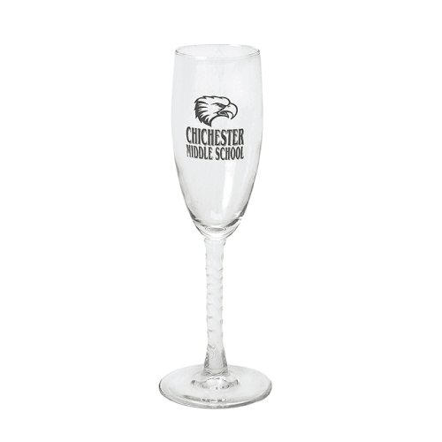 5-3/4 oz Revolution Flute Champagne Glass (Made in USA),[wholesale],[Simply+Green Solutions]