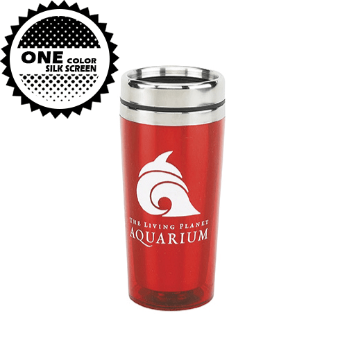 16 oz Spectrum Tumbler w/ Stainless Steel Liner,[wholesale],[Simply+Green Solutions]