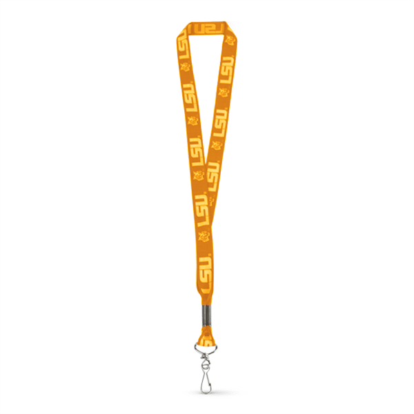 "3/8"" Flat Polyester Lanyard - Digitally Dye Sublimated,[wholesale],[Simply+Green Solutions]"