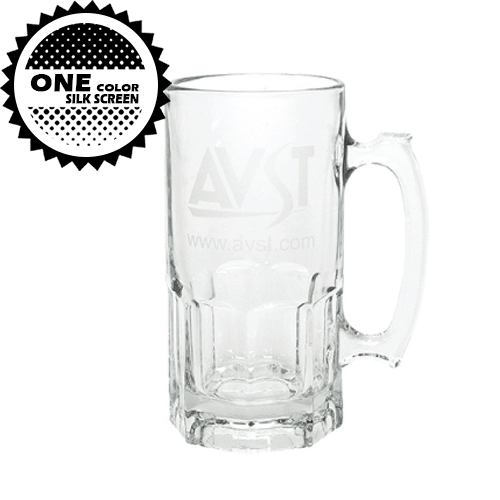 34 oz Super Beer Mug (Made in USA),[wholesale],[Simply+Green Solutions]