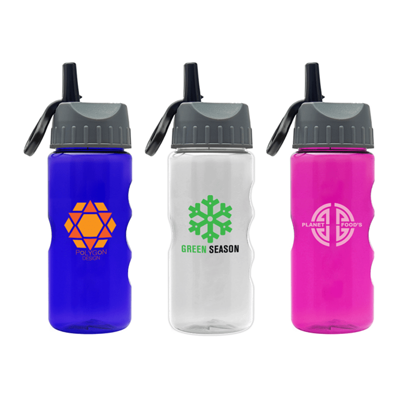 22oz Mini Mountain Tritan Bottle w/ Flip Straw Lid ,[wholesale],[Simply+Green Solutions]