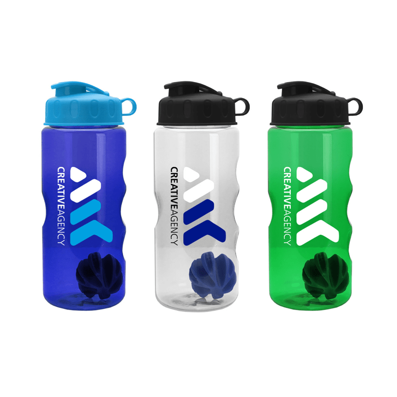 22 oz Tritan Shaker Bottle with Flip Top (Pack of 200),[wholesale],[Simply+Green Solutions]