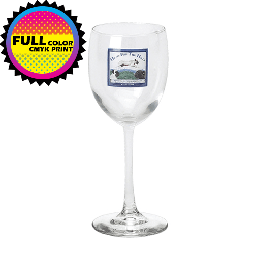 12 oz Vina White Wine Glass (Made in USA),[wholesale],[Simply+Green Solutions]