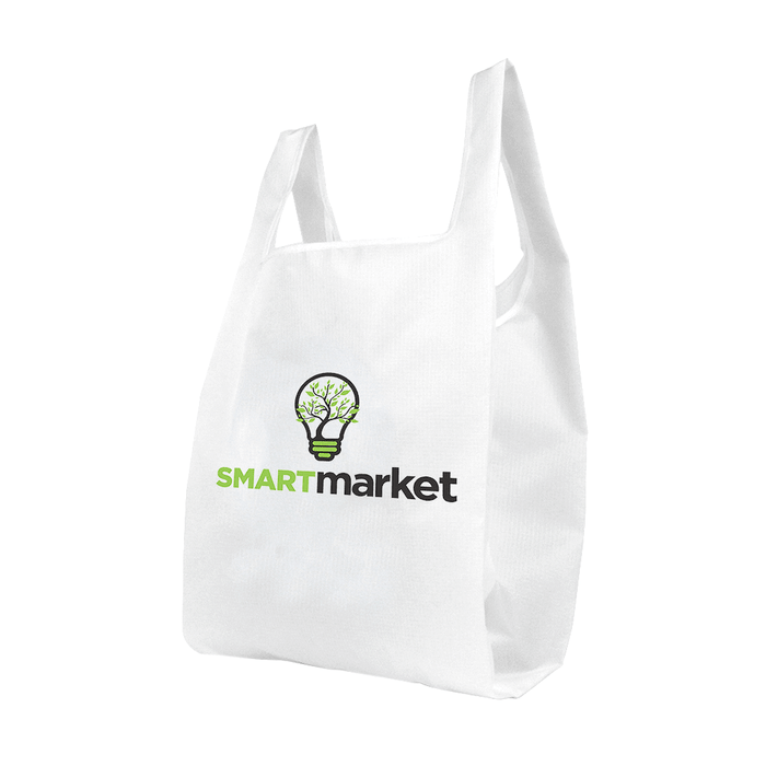 Polyester Reusable Bag *Fully Customizable*,[wholesale],[Simply+Green Solutions]