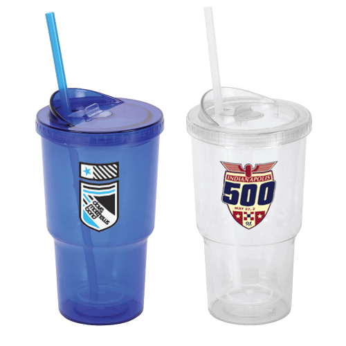 16 oz Double Wall Acrylic Stadium Cup