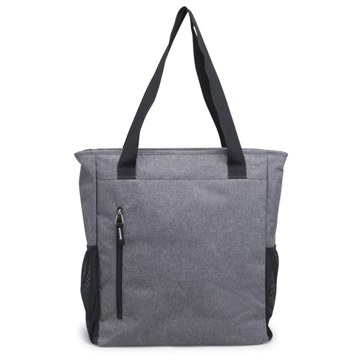 Heathered Yoga Mat Versatile Tote Gym Bag