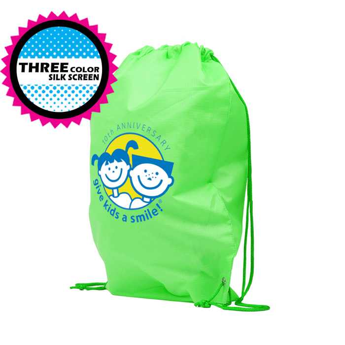 Polyester Drawstring Back *Fully Customizable*,[wholesale],[Simply+Green Solutions]
